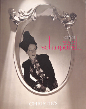 Christie's: Collection Personnelle d'Elsa Schiaparelli - 23 Janvier 2014