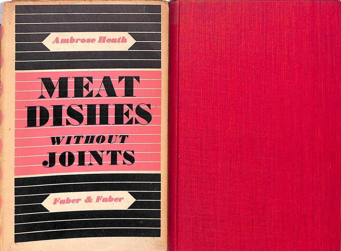 """Meat Dishes Without Joints"" HEATH, Ambrose"