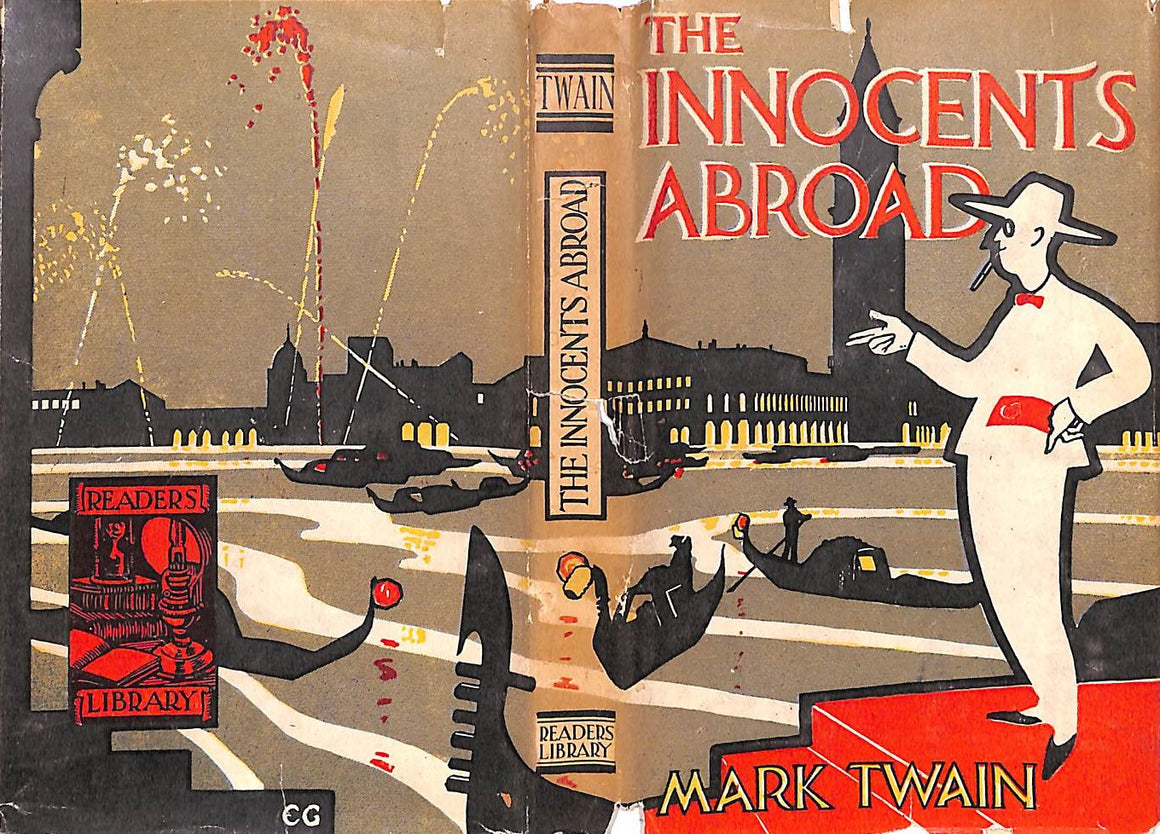 """The Innocents Abroad"" Twain, Mark"
