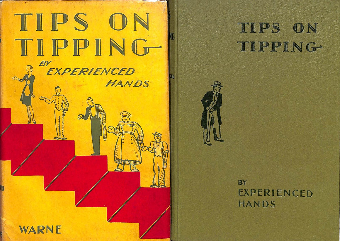 """Tips on Tipping by Experienced Hands"""