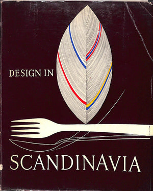 """Design in Scandinavia: An Exhibition of Objects for The Home"" REMLOV, Arne [catalogue editor]"