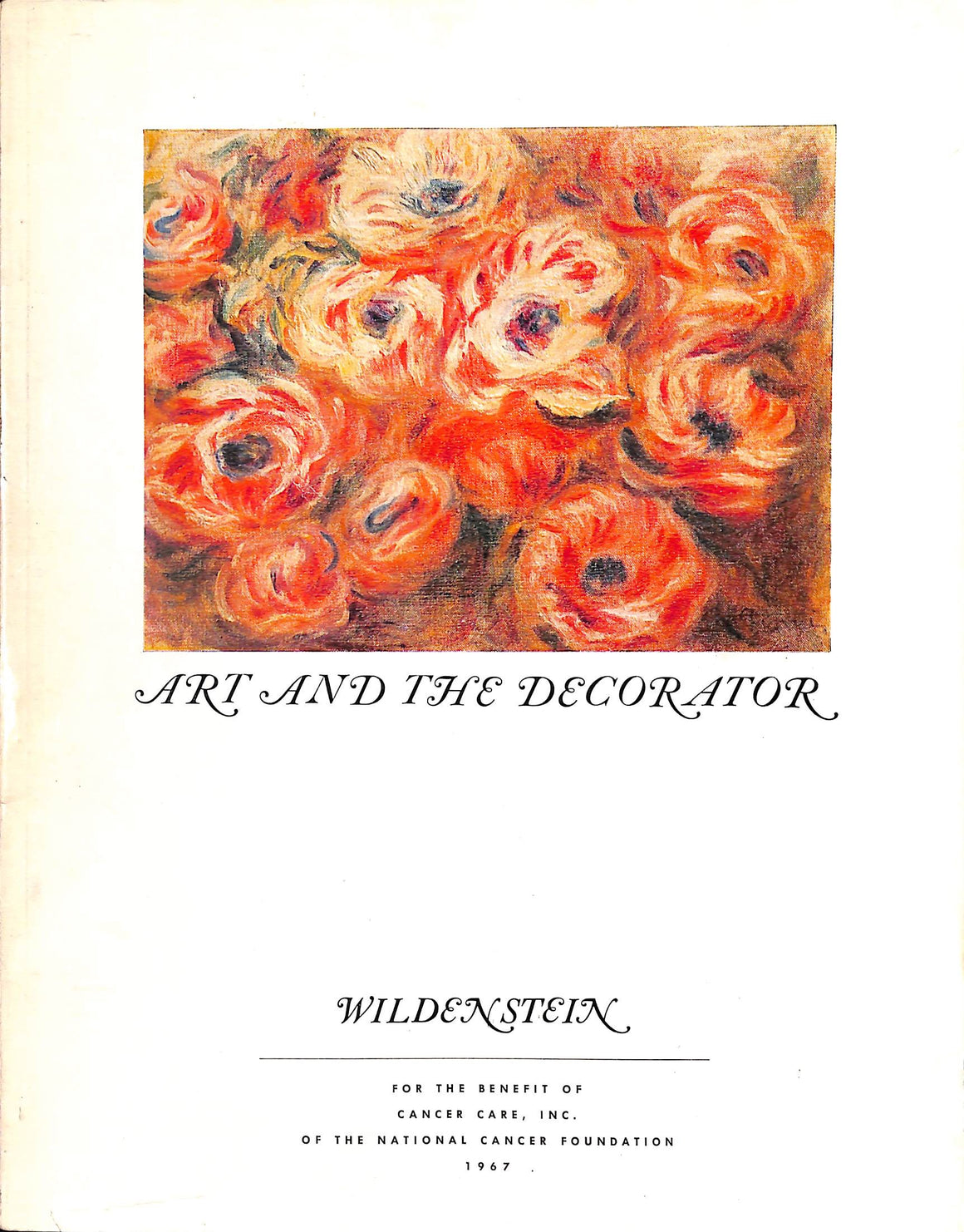"""Art and The Decorator"""
