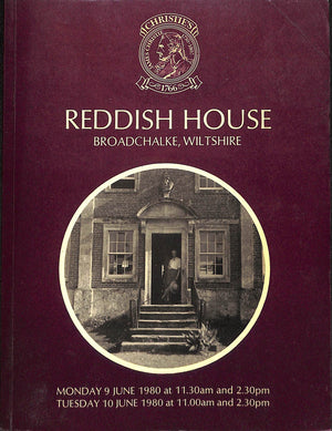 """Christie's: Reddish House - 9-10 June 1980"""