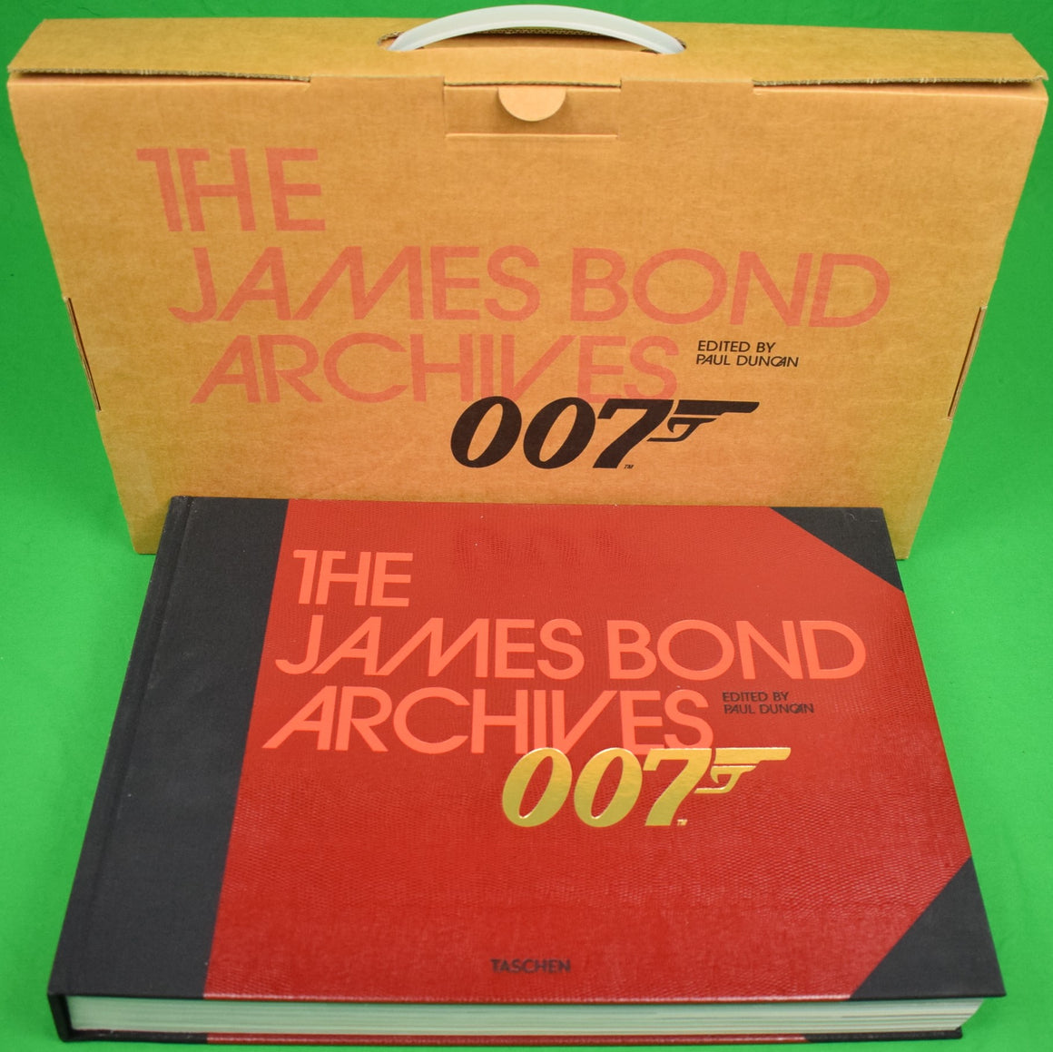 """The James Bond Archives"" Duncan, Paul [edited by]"