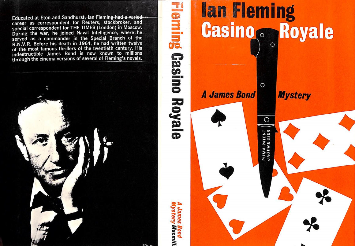 """Casino Royale"" Fleming, Ian"