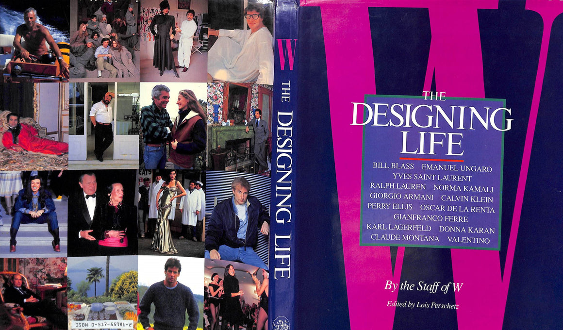"""The Designing Life"" 1987 by Perschetz, Lois [edited by]"