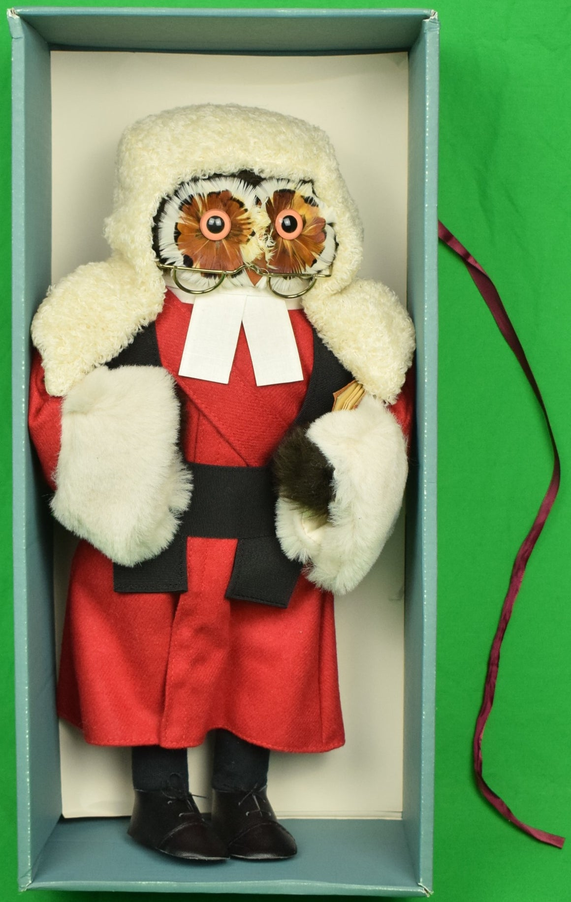 "The London Owl Company c1970s ""The Judge"" (New in Box!)"
