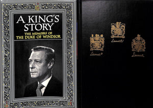 """A King's Story: The Memoirs of The Duke of Windsor"" H.R.H. Edward, Duke of Windsor"
