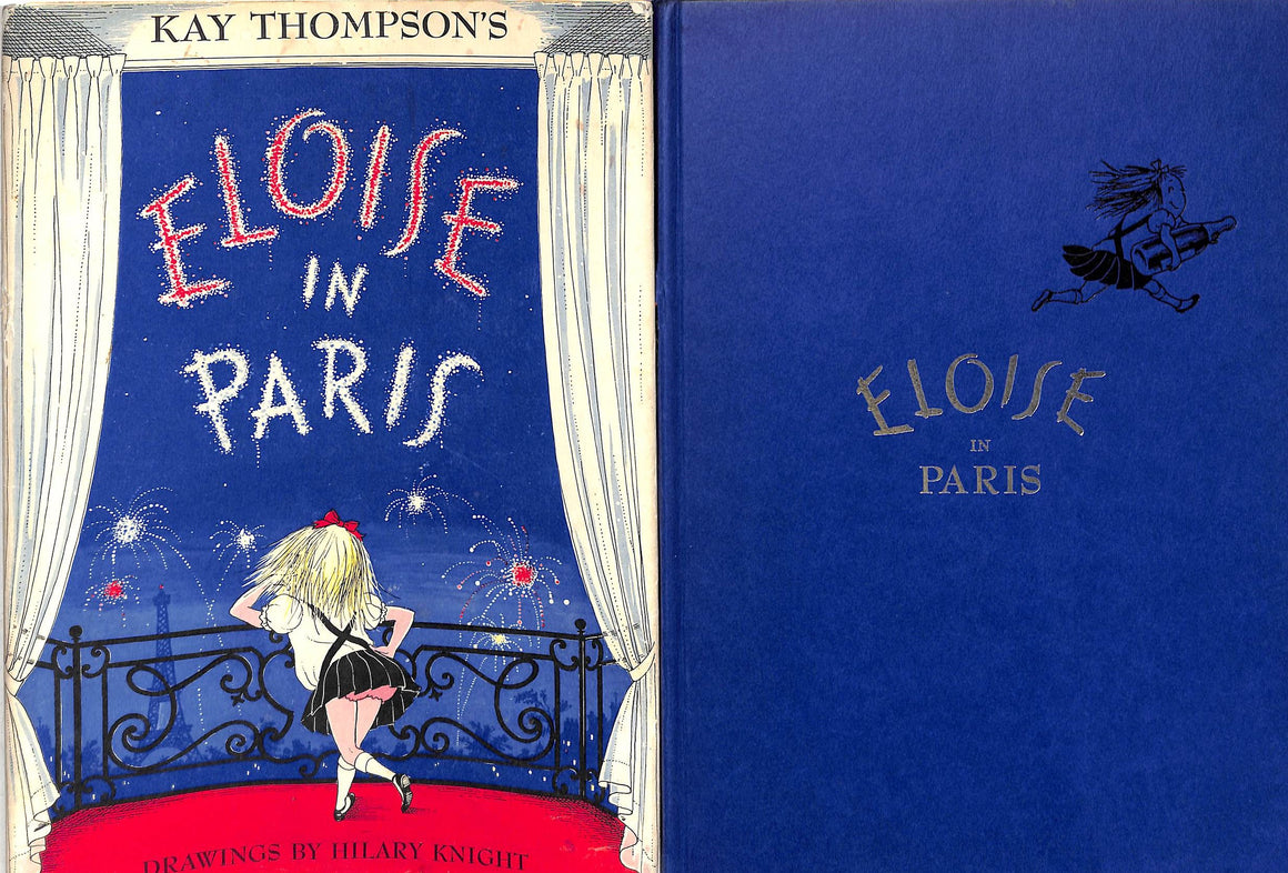 """Eloise In Paris"" 1957 THOMPSON, Kay"