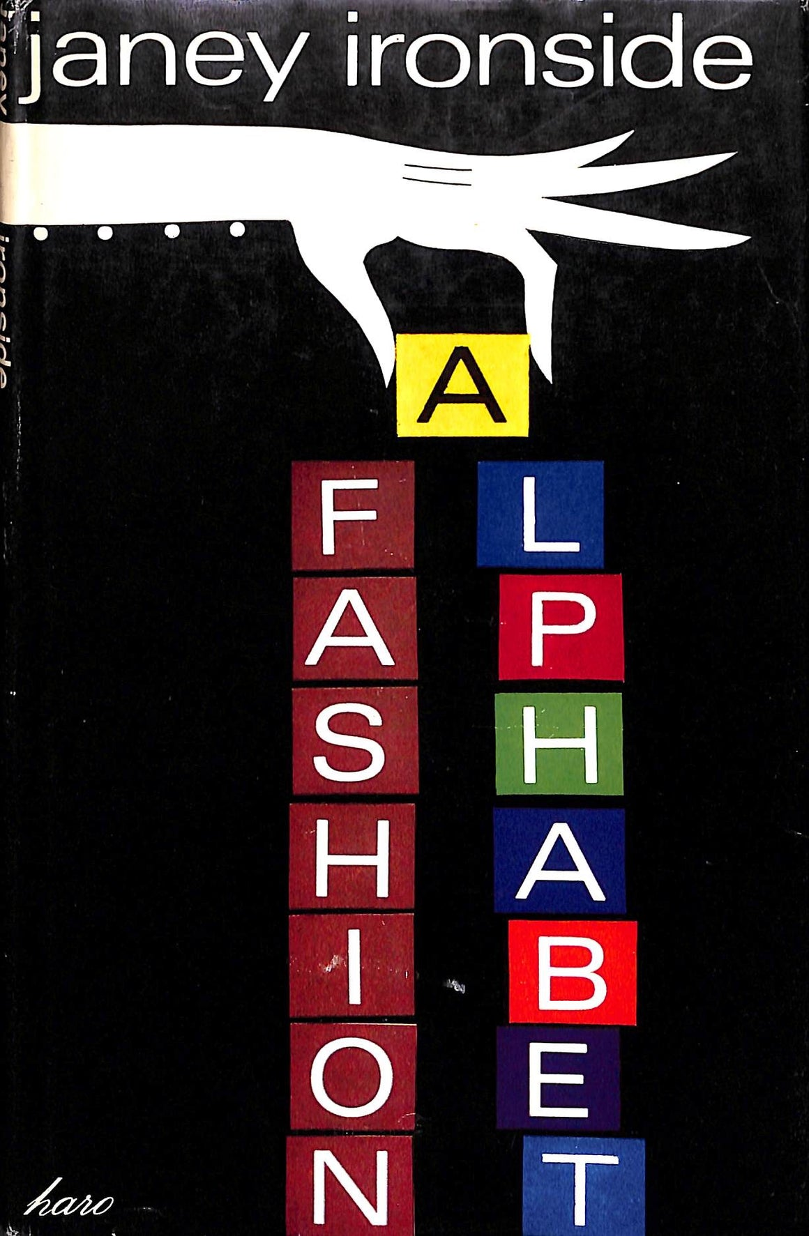 """A Fashion Alphabet"" Ironside, Janey"