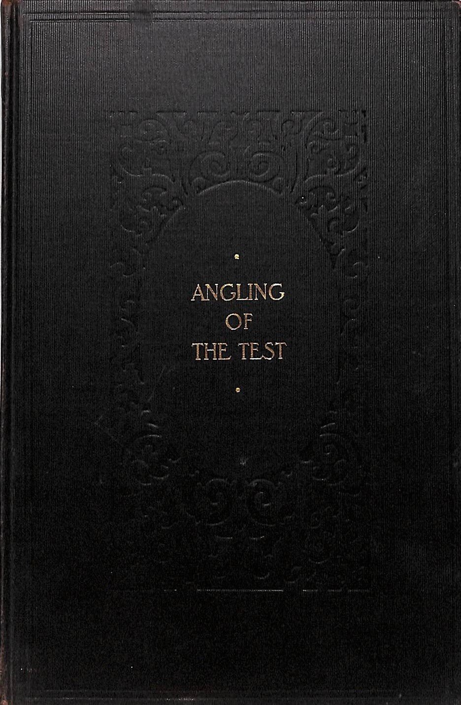 """Angling of the Test"" PICKERING, H. G."