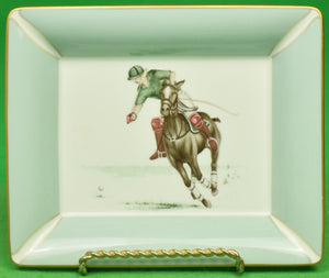 """Polo Player Tray"""