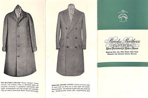 Brooks Brothers [10] pp. 1940s Flyer (SOLD!)