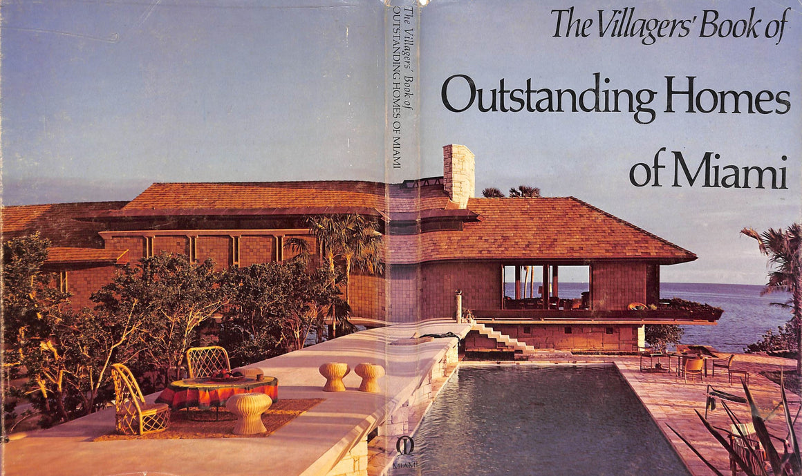 """The Villagers' Book of Outstanding Homes of Miami"" GABRIEL, Patricia"