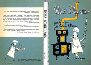 """Hors d'Oeurves: Favorite Recipes from Embassy Kitchens"""