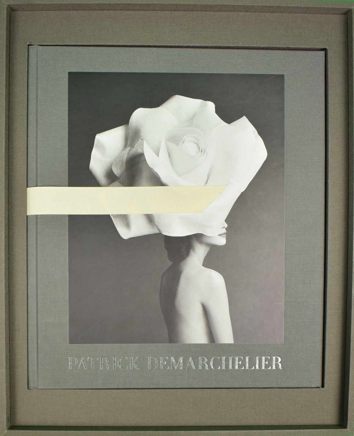 """Patrick Demarchelier"" (Signed!) 2008 Ltd Edition 137/150 in Clamshell Box"