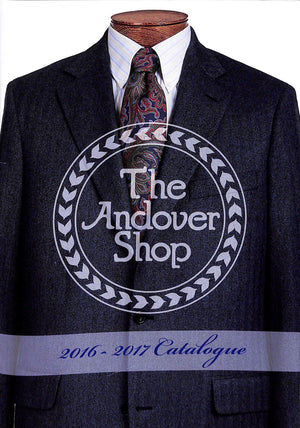 The Andover Shop 2016-2017 Catalogue