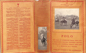 """Polo"" 1935 The Earl Of Kimberley"