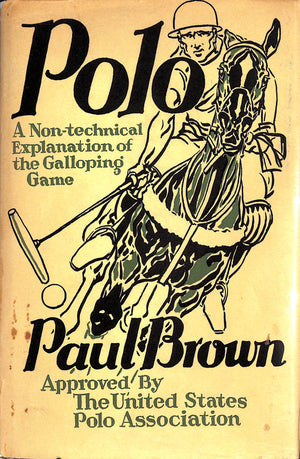 """Polo"" 1949 BROWN, Paul (Signed!)"
