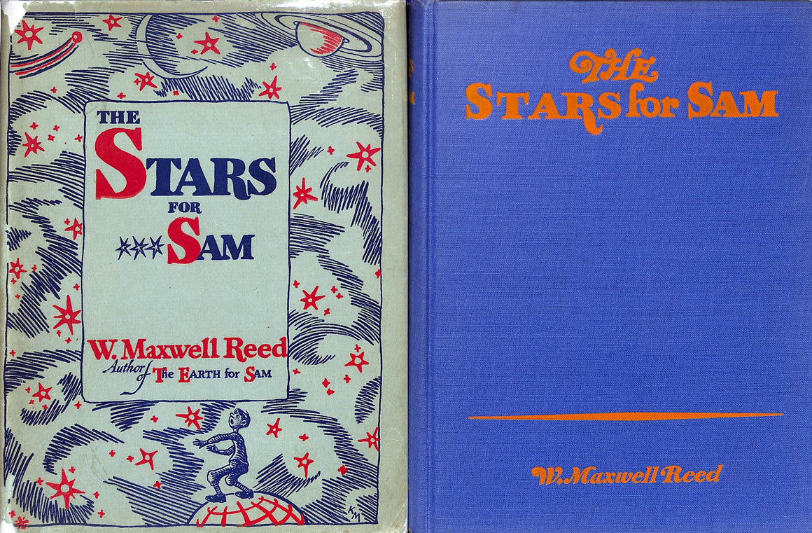 """The Stars for Sam"" REED, Maxwell W."