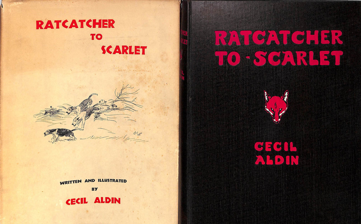 """Ratcatcher to Scarlet"" ALDIN, Cecil"