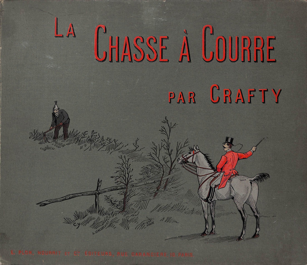 """La Chasse a Courre"" Crafty"