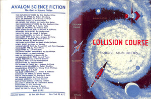 """Collision Course"" 1961 SILVERBERG, Robert"