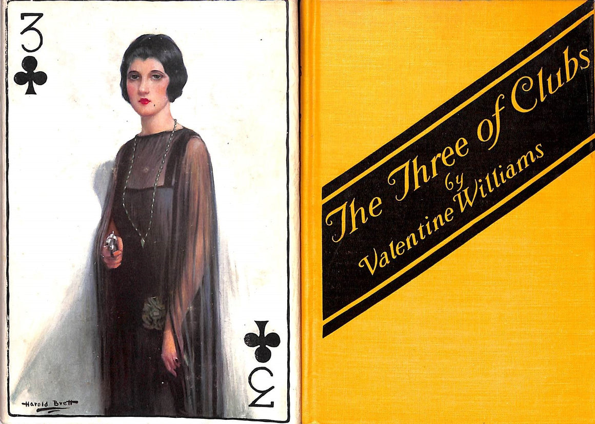 """The Three of Clubs"" WILLIAMS, Valentine"