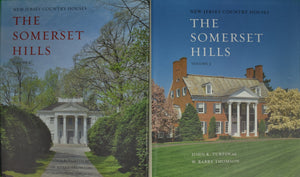 """New Jersey Country Houses: The Somerset Hills"" Turpin, John K. and Thomson, W. Barry"