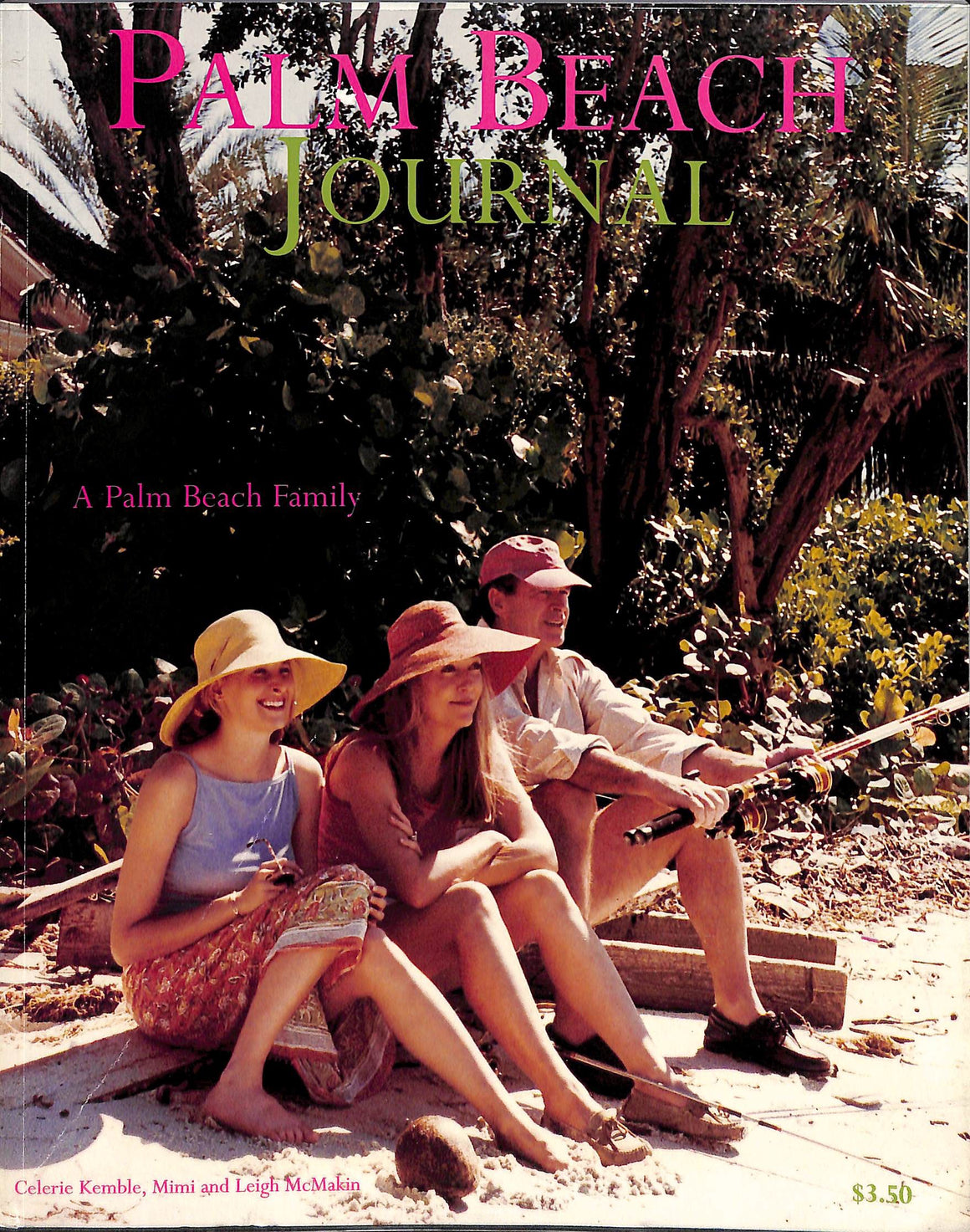 """Palm Beach Journal: Winter 1999-2000 Issue"""