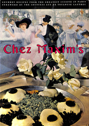"""Chez Maxim's"" 1962 The Countess of Toulouse-Lautrec"
