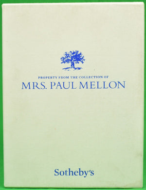 """Property from the Collection of Mrs. Paul Mellon"" (SOLD)"