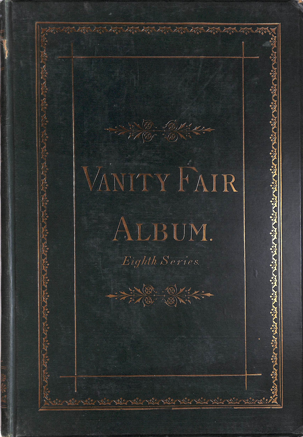 """Vanity Fair Album. Eighth Series."" JEHU Junior"