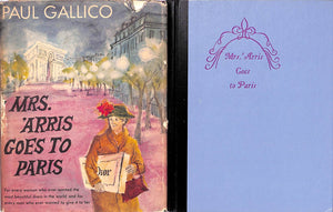 """Mrs. 'Arris Goes to Paris"" GALLICO, Paul"