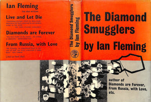 """The Diamond Smugglers"" 1957 FLEMING, Ian"