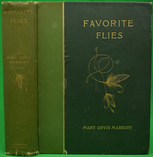 """Favorite Flies"" MARBURY, Mary Orvis"