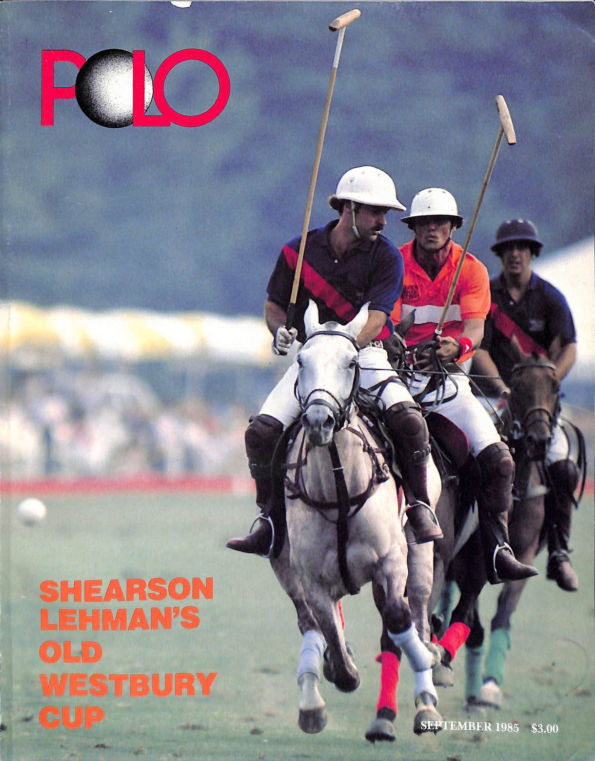 """Polo Magazine September 1985"""