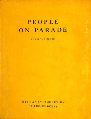 """People On Parade"" Zerbe, Jerome"