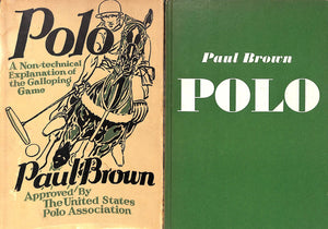 """Polo"" 1949 by Brown, Paul"
