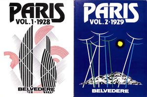 Paris Vol. 1-1928/ Vol. 2-1929