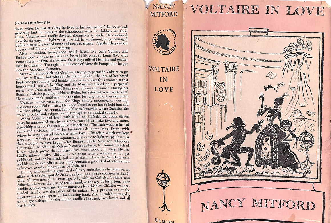 """Voltaire in Love"" Mitford, Nancy"