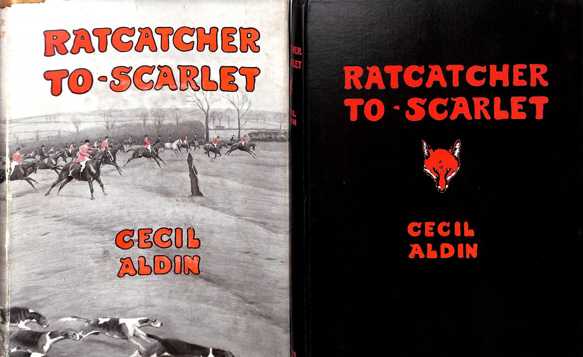 """Ratcatcher To-Scarlet"" ALDIN, Cecil"