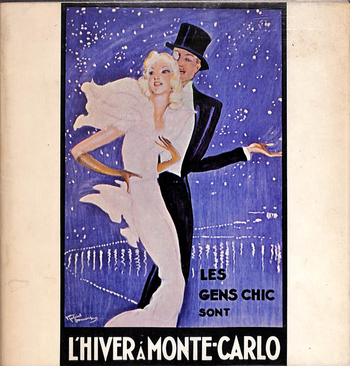 """A Night in Monte Carlo: December 1st, 1980"""