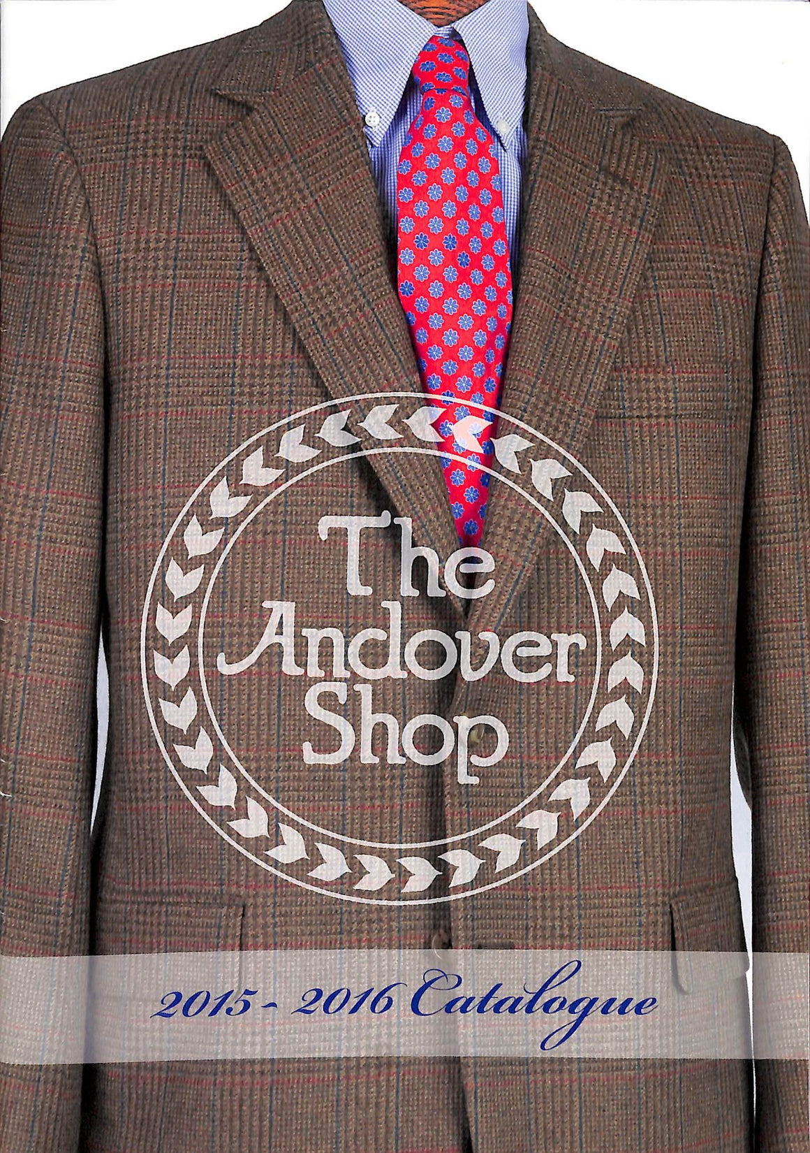The Andover Shop: 2015-2016 Catalogue