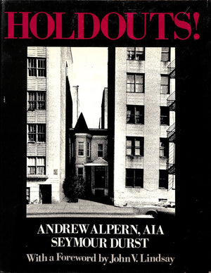 """Holdouts!"" Alpern, Andrew and Durst, Seymour"