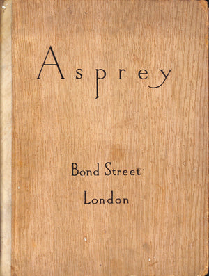 Asprey and Co. Ltd. [Trade Catalogue]