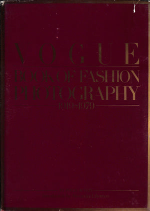 Vogue Book of Fashion Photography 1919-1979 by Polly Devlin