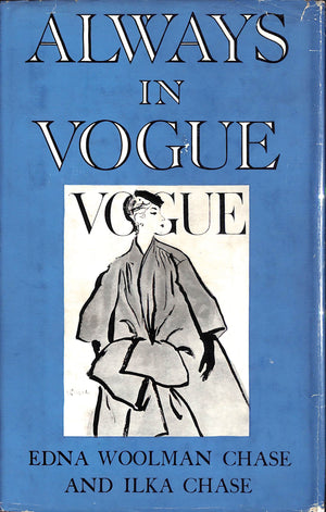 Always In Vogue by Edna Woolman Chase and Ilka Chase
