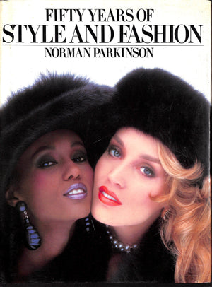 """Fifty Years of Style and Fashion"" by Norman Parkinson"