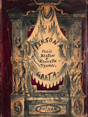 Persona Grata by Cecil Beaton (Inscribed!)